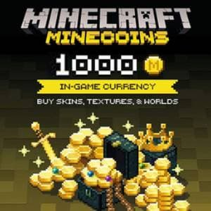 Minecraft: Minecoins Pack 1000 Coins XBOX