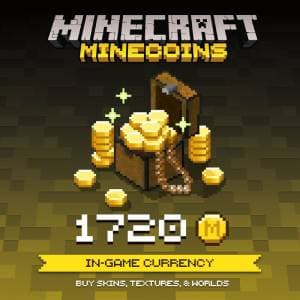 Minecraft: Minecoins Pack Minecraft GLOBAL 1 720 Coins