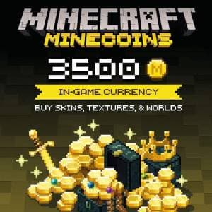 Minecraft: Minecoins Pack Minecraft GLOBAL 3 500 Coins