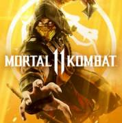 mortal kombat 11 box cover art
