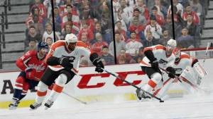 NHL 17 XBOX LIVE - gameplay