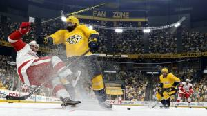 NHL 19 XBOX LIVE - gameplay