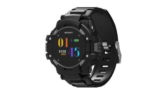 No.1 F7 Smartwatch with GPS