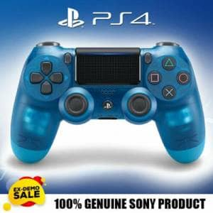 Official Sony PS4 Dualshock Transparent