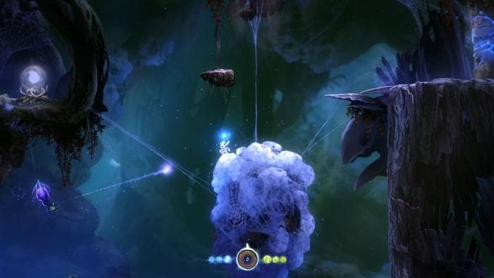 Ori and the Blind Forest game