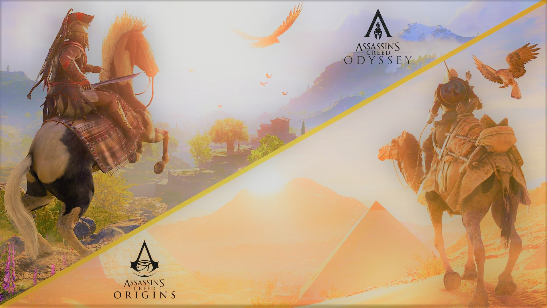 Assassin's Creed Origins vs Odyssey | Which is Better?