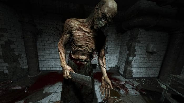 Outlast - zombie