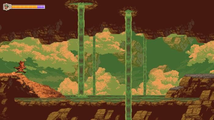 Owlboy game screen