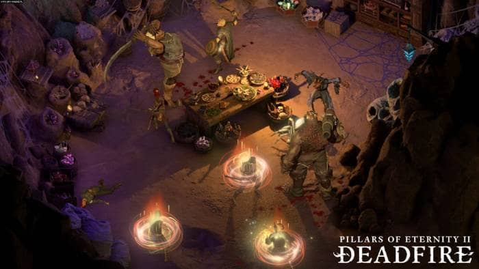 Pillars of Eternity II: Deadfire - gameplay