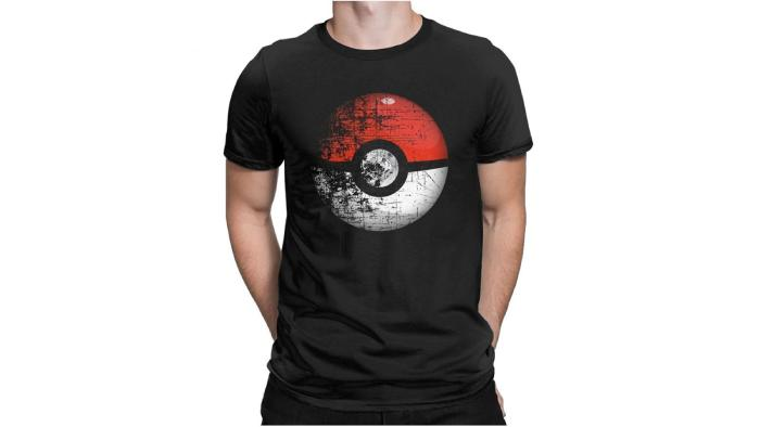 Destroyed Pokemon Go T-shirts
