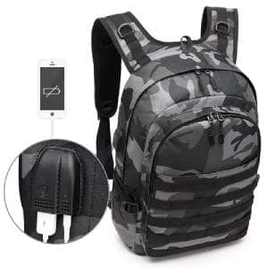 PUBG Backpack Men Battlefield Camouflage