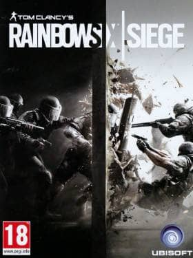 rainbow six siege box art