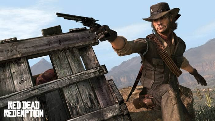 Red Dead Redemption - the protagonist.