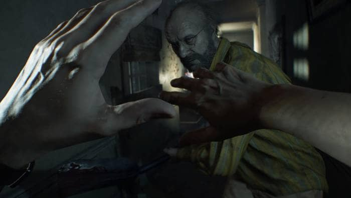 Resident Evil 7: Biohazard - the main characters