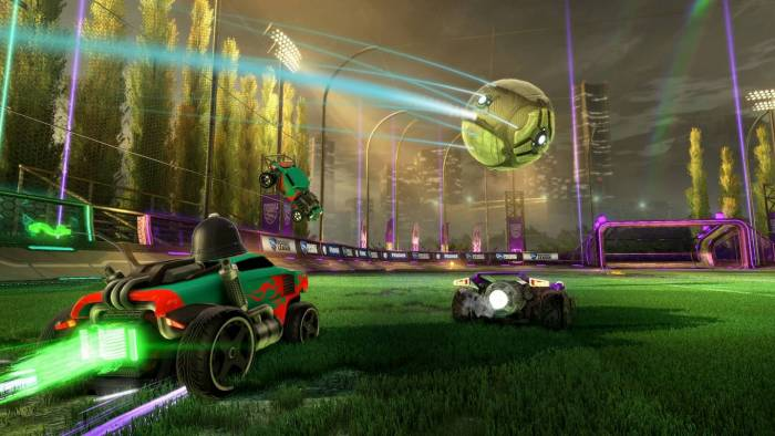 Rocket League (PC)