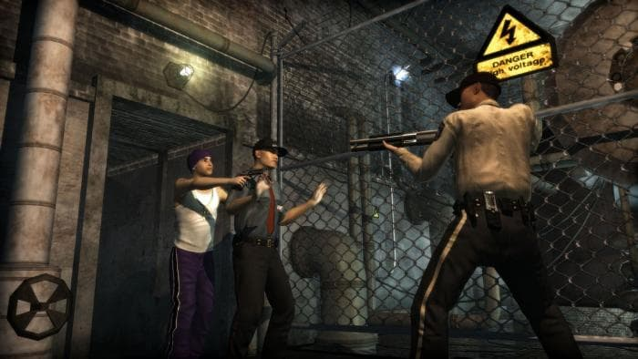 Saints Row 2 - the hostage