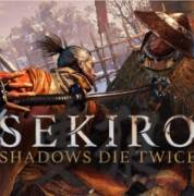Sekiro Shadows Die twice - logo box