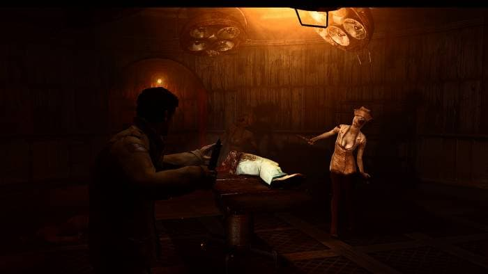 Silent Hill Homecoming - gameplay