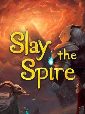 Slay the Spire box cover