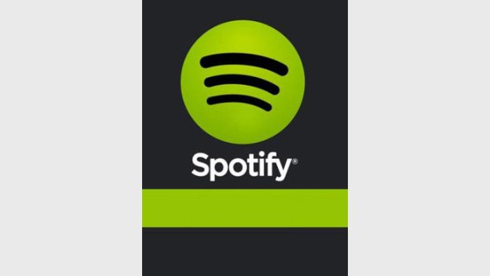 Spotify Gift Cards - main