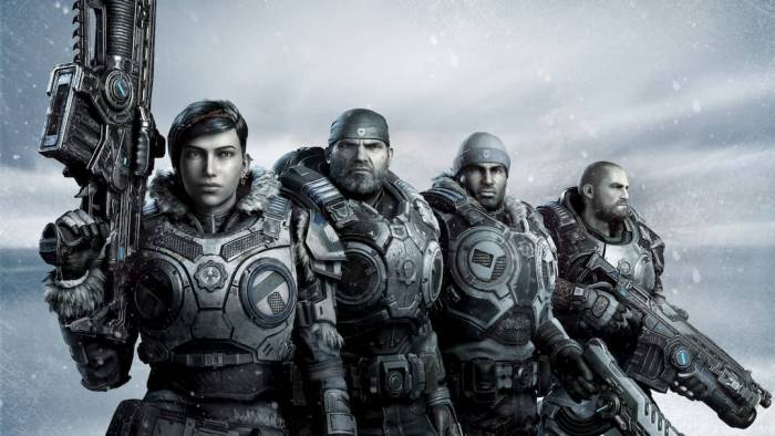 gears 5