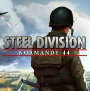 steel division normandy 44 game box cover art