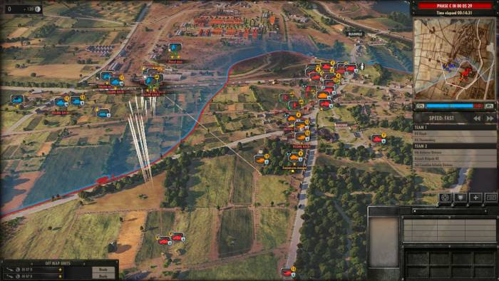 Steel Division: Normandy 44 game screenshot