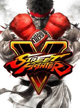 street fighter box art