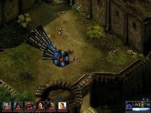 Temple of Evil 2003 game