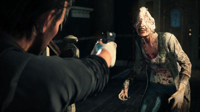 The Evil Within 2 - gameplay