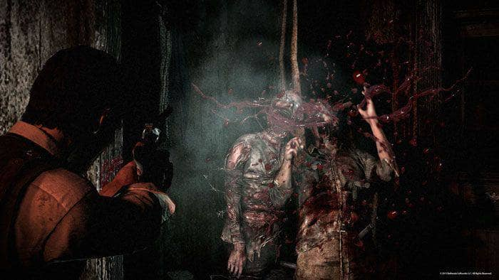 The Evil Within - the protagonist