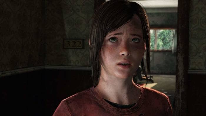 PS3 The Last Of Us R1 - the protagonist