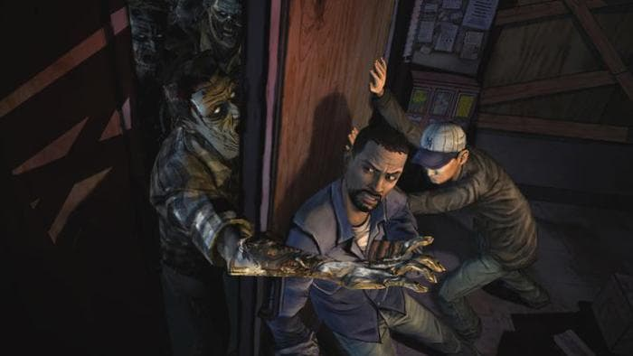Telltale's The Walking Dead - gameplay