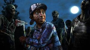 The Walking Dead: Season Two - zombies