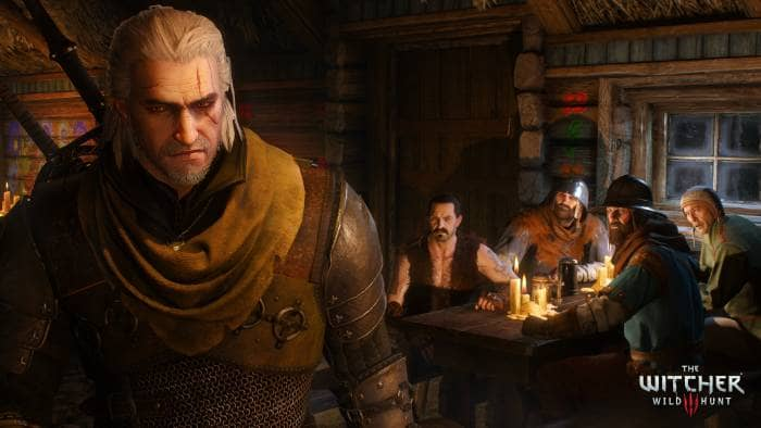 The Witcher 3: Wild Hunt GOTY Edition - angry
