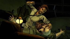The Wolf Among Us - conflict