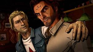The Wolf Among Us - friends