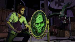 The Wolf Among Us - mirror