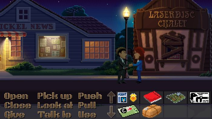 Thimbleweed Park (PC) - characters