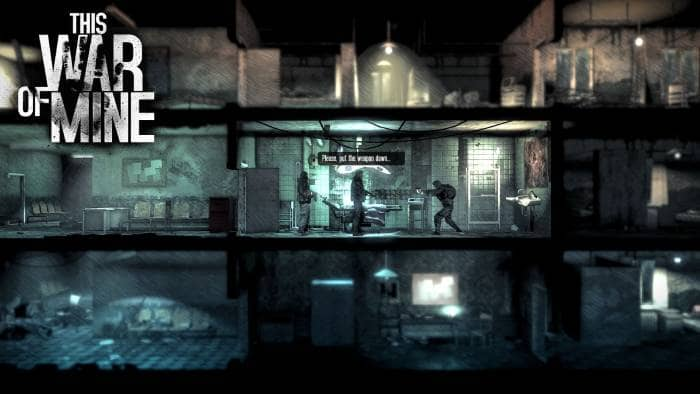 This War of Mine - soldiers