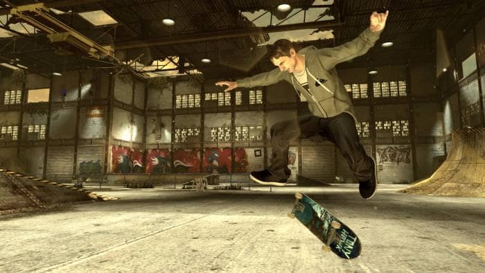 Tony Hawk's Pro Skater HD - gameplay