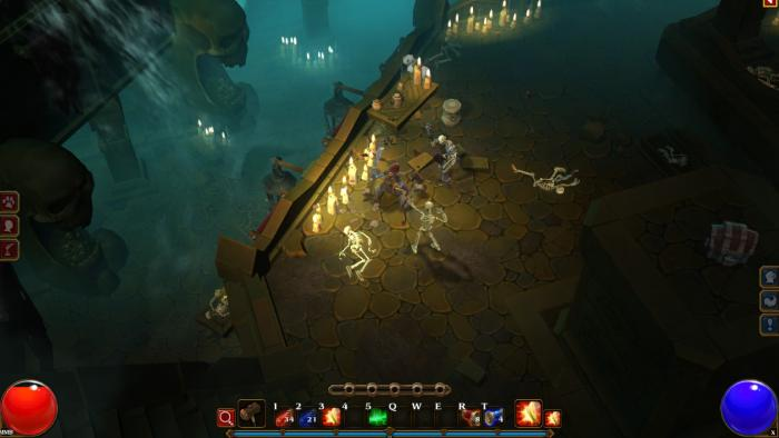 Torchlight II - gameplay