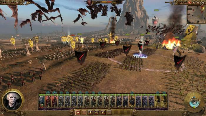 Total War Games - Warhammer pc game