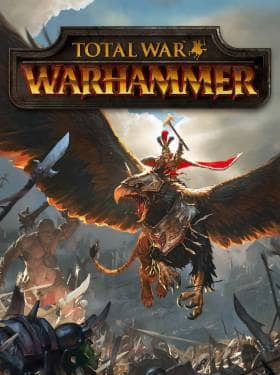 total war warhammer box cover