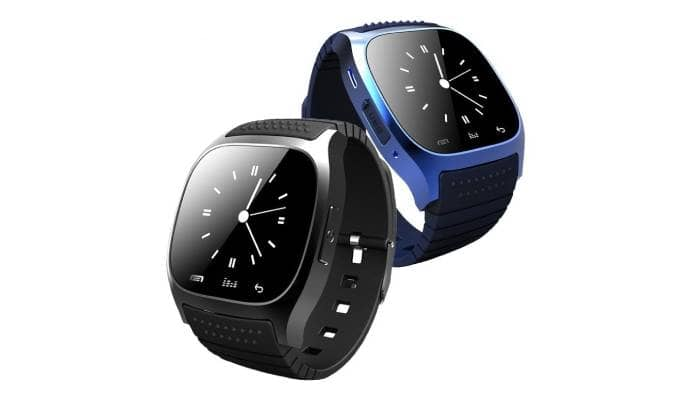 M26 Bluetooth Touch Screen Smart Watch