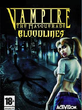 vampire the masquerade bloodlines box cover