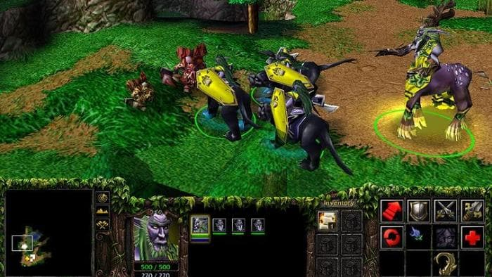 Warcraft 3: Gold Edition Battle.net