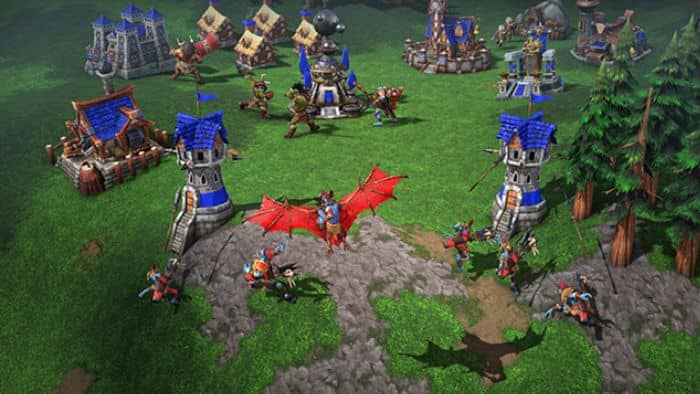 Warcraft III: Reforged - gameplay