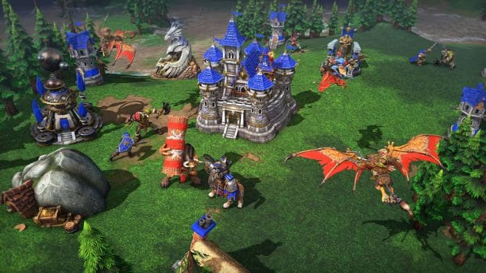 Warcraft III: Reforged - gamescreen