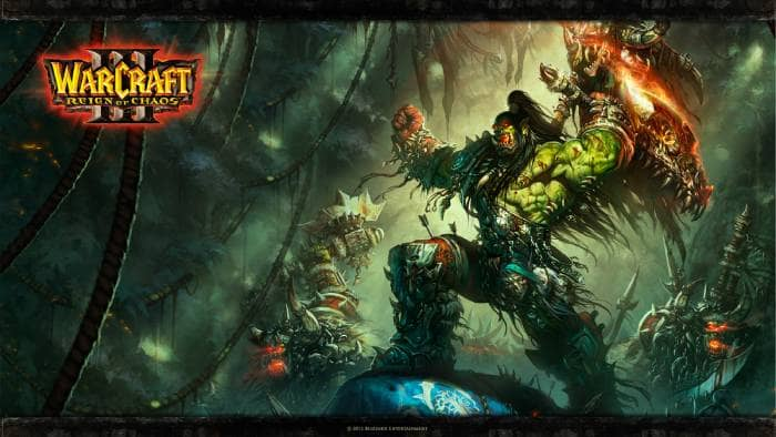 Warcraft III: Reign of Chaos - protagonist